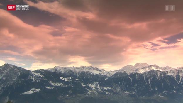 Video «Schweiz aktuell vom 18.03.2013» abspielen