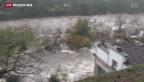 Video «134 Liter Regen in 24 Stunden» abspielen