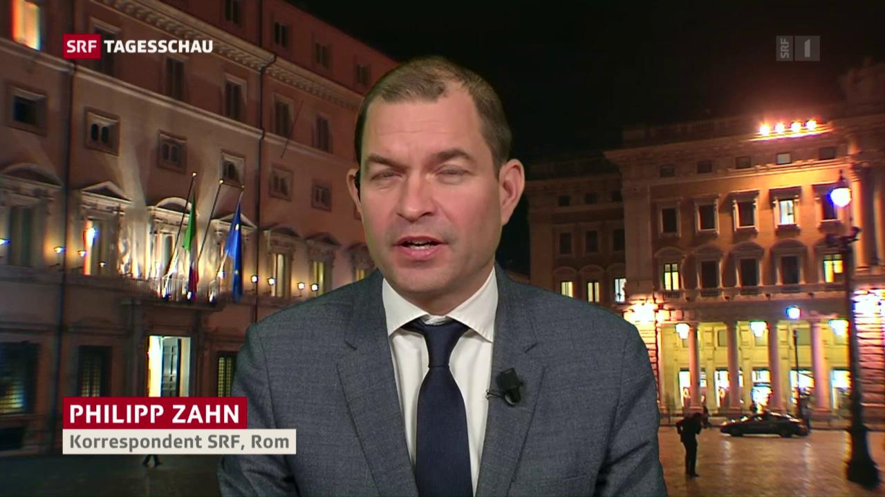 Italien stimmt ab: Spannung bis zum Schluss