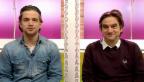 Video ««Ich oder Du» mit Gilles Tschudi und Sohn Rafael» abspielen