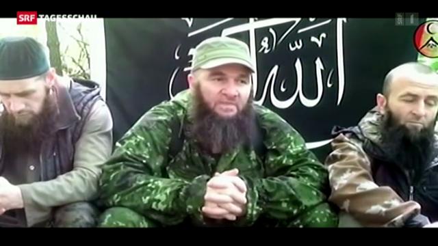 Terrorist ruft zu Anschlägen auf Sotchi auf