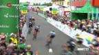 Video «4. Etappe der Tour de Suisse» abspielen