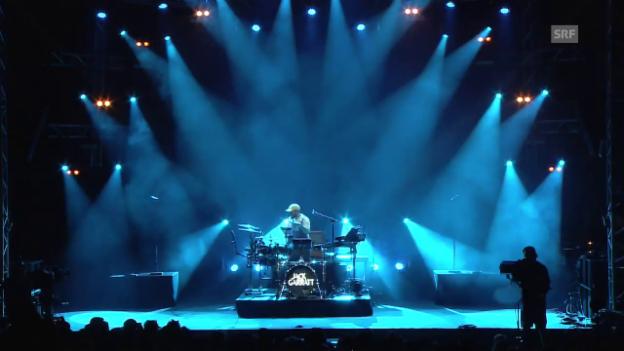 Video «Jack Garratt spielt mit dem Publikum» abspielen