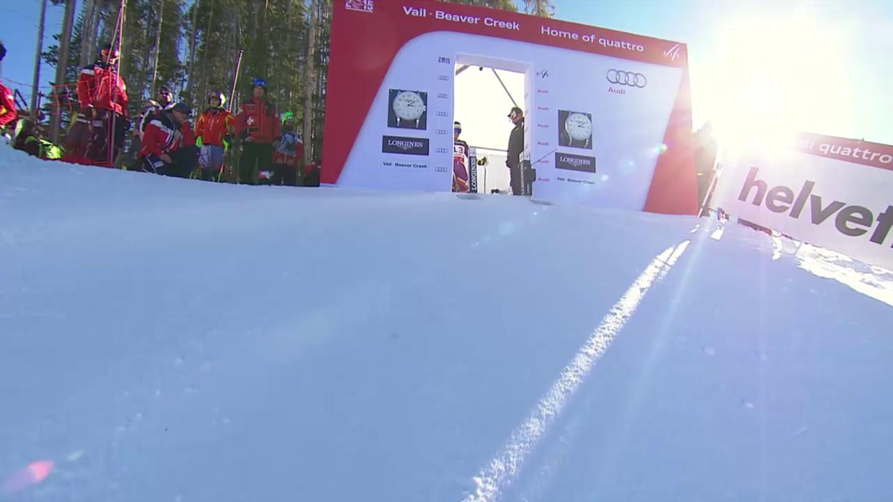 Ski: WM-Super-Kombi Männer, 2. Lauf Kjetil Jansrud