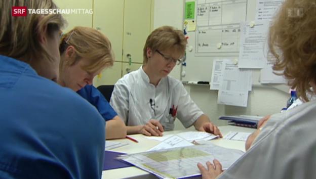 Video «Patientendossiers» abspielen
