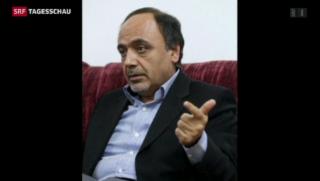 Video «Kein US-Visum für Hamid Abutalebi» abspielen