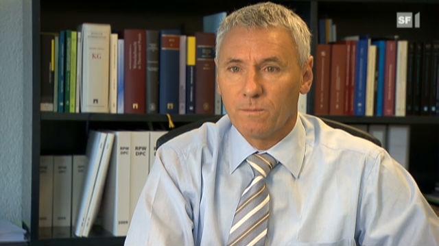 Patrik Ducrey: WEKO prüft Sanktionen