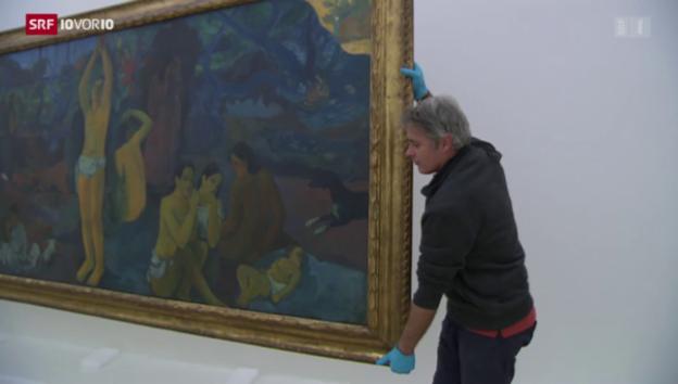 Video «Gauguins in Basel» abspielen