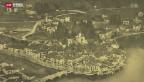 Video «Historische Luftaufnahmen im Kantonsarchiv Nidwalden» abspielen