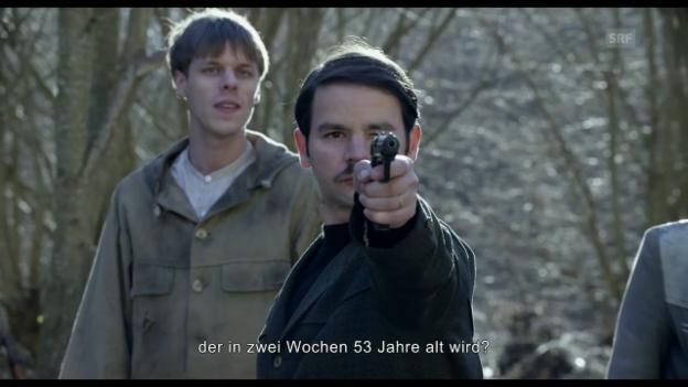 Video «Trailer: «Un juif pour l'exemple»» abspielen