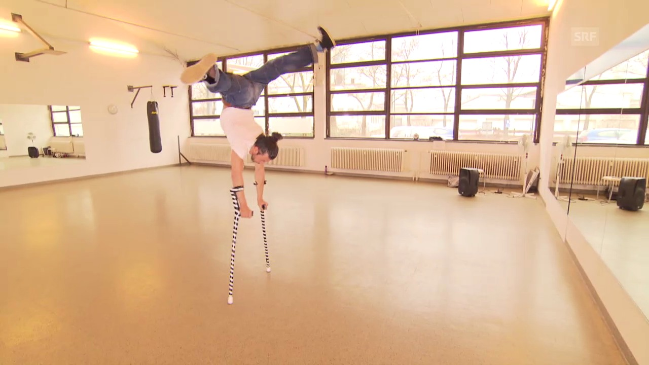Dergin Tokmak (Stix) über seine Tanztechnik