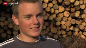 Video «Berufsbild: Säger Holzindustrie EFZ » abspielen