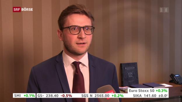 Video «SRF Börse vom 14.09.2018» abspielen