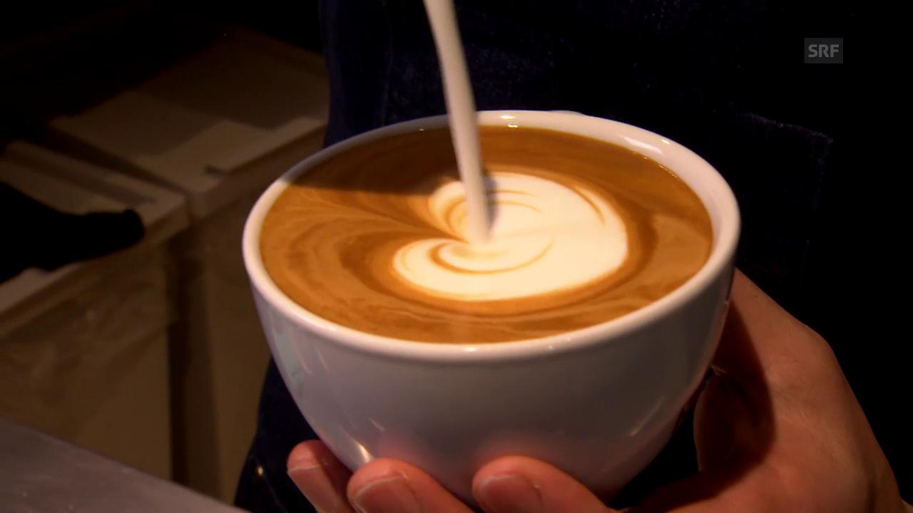 Anleitung: Cappuccino mit Herz