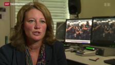 Video «Amnesty-Sprecherin zur Polizeigewalt» abspielen