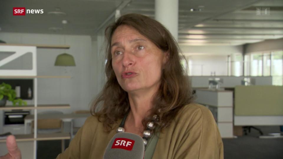 Ursula Oesterle: «Schweiz braucht Hilfe bei der Industrieaufnahme der Forschung»