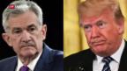 Video «Spannung vor US-Zinsentscheid» abspielen