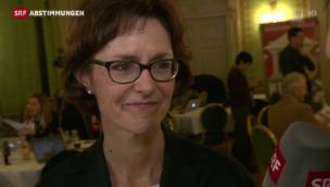 Video «Die Gegner freuen sich über das deutliche Resultat» abspielen