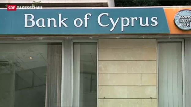 Video «Geduldsprobe für Zyperns Bevölkerung» abspielen