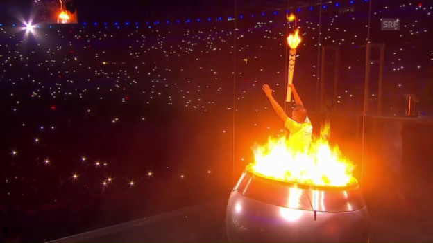 Video «Das Feuer wird entfacht» abspielen