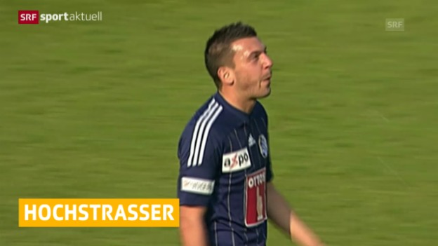 Video «Fussball: News aus der Super League» abspielen