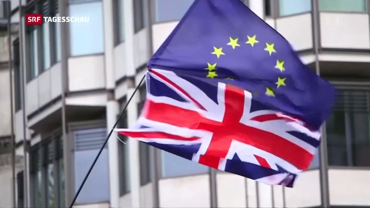 Aufwind für Brexit-Gegener in Grossbritannien