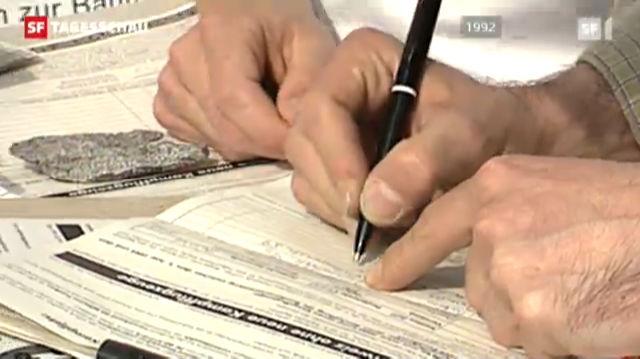 Herkules Aufgabe: Unterschriften sammeln