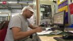 Video ««Eritreer - unsere neuen Einwohner» - Auf Arbeitssuche» abspielen