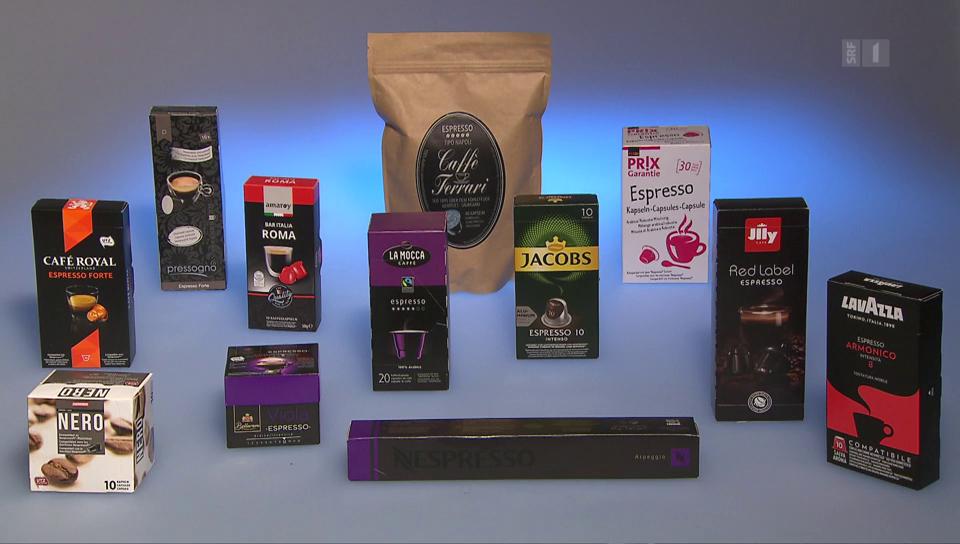 Aus dem Archiv: Wird Nespresso von der Konkurrenz überholt?