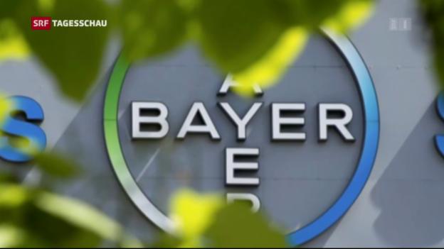 Video «Bayer übernimmt Monsanto für 59 Milliarden Euro» abspielen