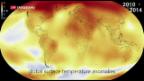 Video «Klimavertrag erneut von allen Ländern unterzeichnet» abspielen