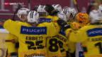 Video «Bern stoppt Negativserie und feiert im Ambri einen wichtigen Sieg im Strichkampf» abspielen