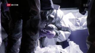 Video «FOKUS: Vergifteter Spion – eine Attacke mit Folgen?» abspielen