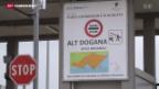 Video «Italien behindert EU-Zöllner» abspielen