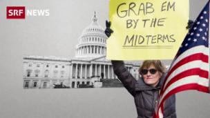 Video «Warum die Zwischenwahlen für Trump so wichtig sind» abspielen
