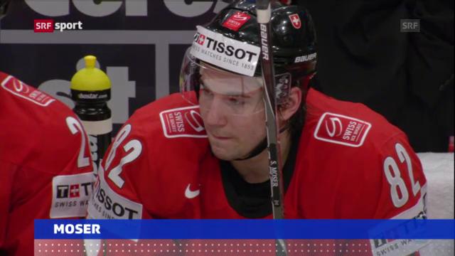 NHL: Simon Moser ins Nashville-Trainingscamp