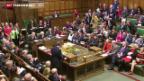 Video «Cameron verteidigt im Unterhaus seinen EU-Deal» abspielen