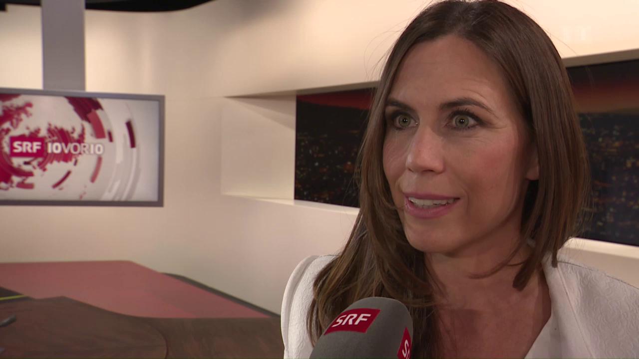 Susanne Wille: Rückkehr zu «10vor10»