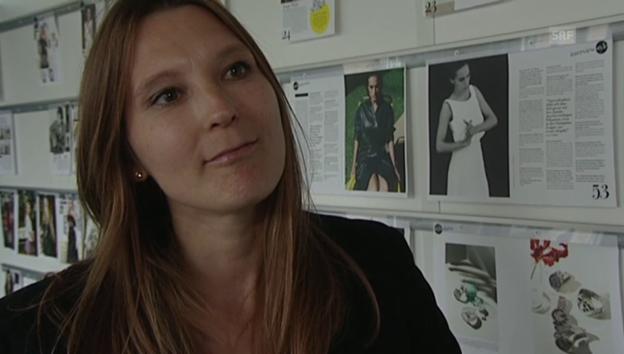 Video «Style-Expertin Sabina Hanselmann-Diethelm zu Letizias Look» abspielen