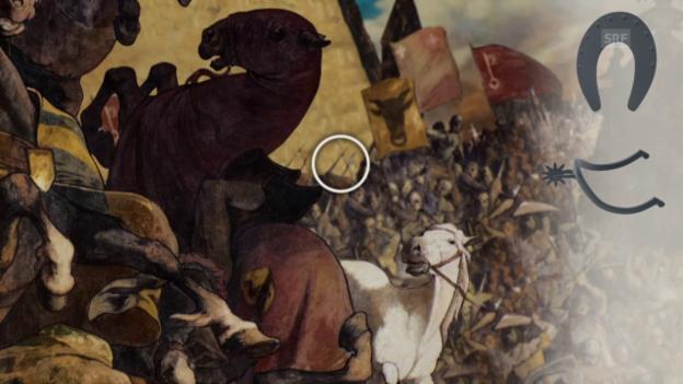 Video «Was auf Schlachtfeldern liegen bleibt (SRF)» abspielen
