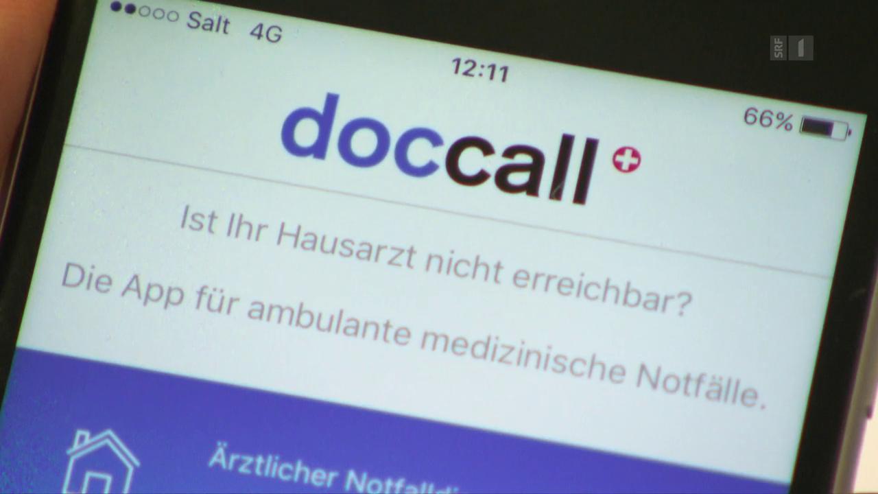 Rasche Hilfe dank neuer Notfall-App