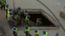 Video «Moderne Sklaverei – Syrische Arbeiter im Libanon» abspielen