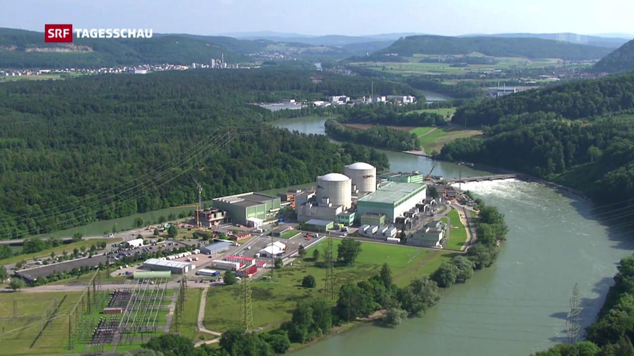 50 Jahre alter Materialfehler in Beznau