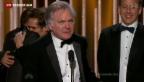 Video «Drei Golden Globes für 12 Jahre Dreharbeiten» abspielen