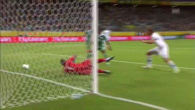 Luganos Tor am Confed-Cup gegen Nigeria