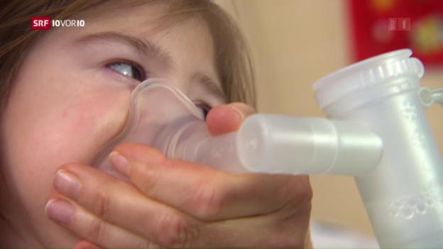 Video «FOKUS: Leben mit einer unheilbar kranken Tochter» abspielen