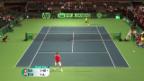 Video «Highlights Chiudinelli - Campozano («sportlive»)» abspielen