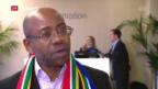 Video «Afrikanische Unternehmer bleiben verärgert» abspielen