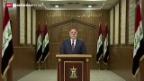 Video «Irakische Armee erobert Ramadi zurück» abspielen