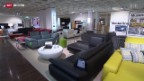 Video «Die Möbelindustrie steckt in der Krise» abspielen